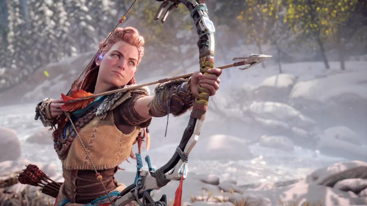 El nuevo Horizon Forbidden West llega en febrero a PS5 y PS4