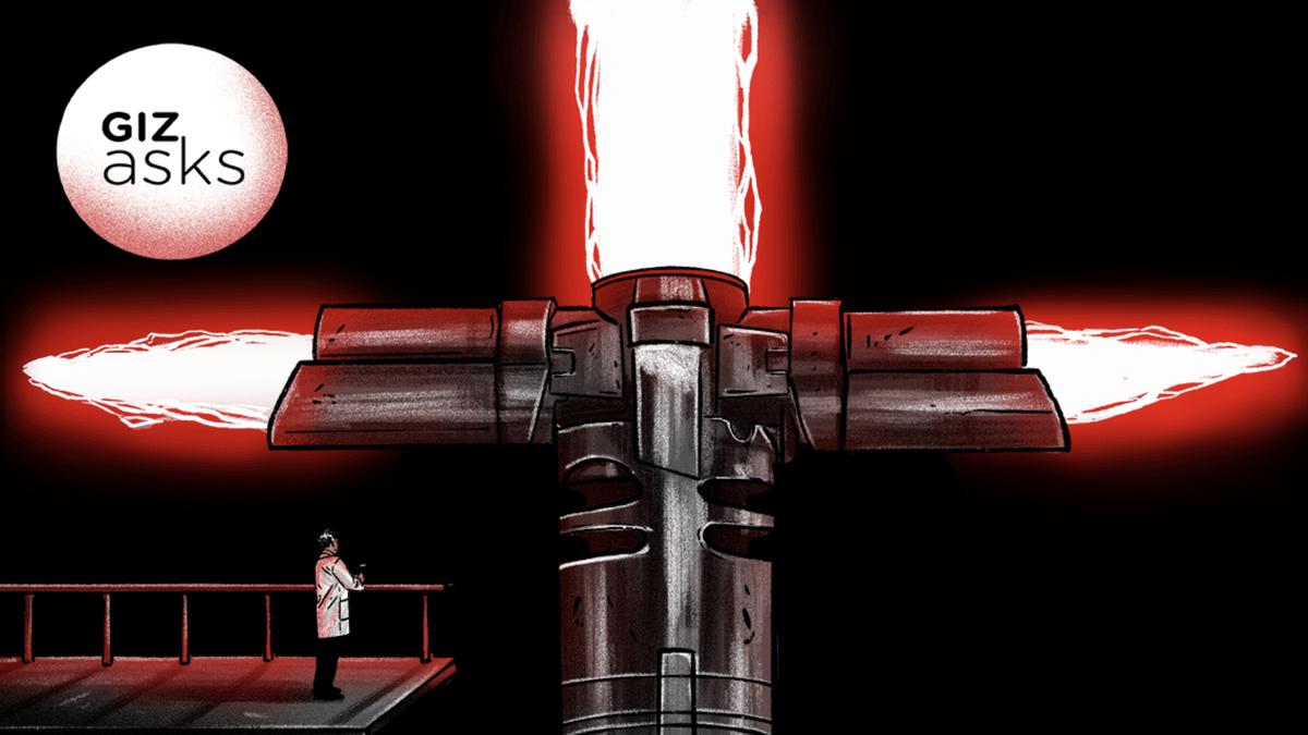 ¿Se pueden fabricar realmente los sables de luz de Star Wars?