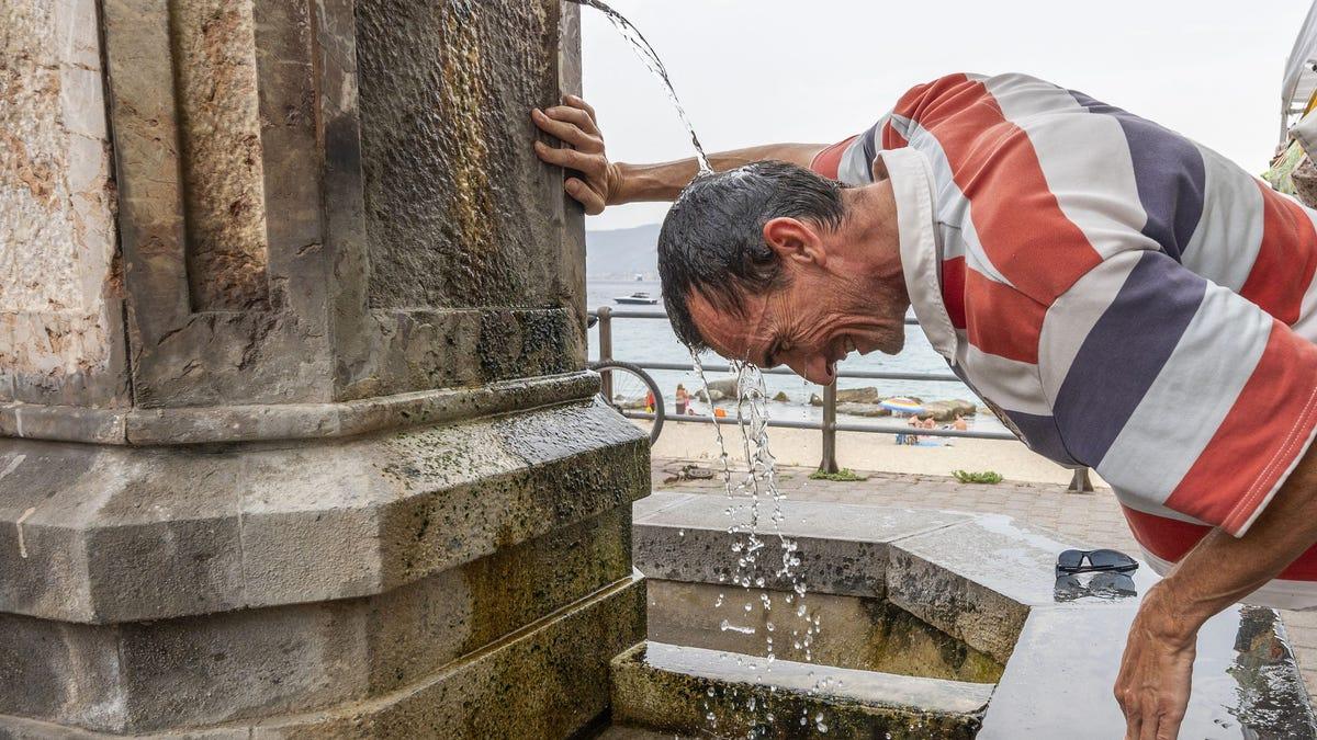 Calor en Sicilia sería la mayor temperatura en la historia de Europa