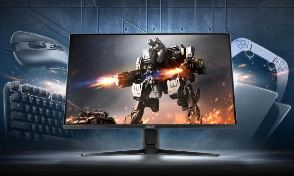 ASUS TUF Gaming VG28UQL1A, un monitor 4K para juegos