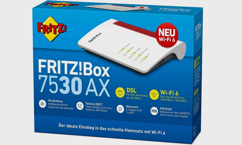 AVM FRITZ!Box 7530 AX, todo lo que debes saber