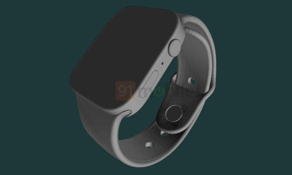 Apple Watch Series 7 apunta a cambio de diseño