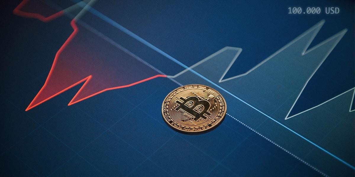 Si Bitcoin no supera los USD 51.100 lo antes posible, daría paso a una fuerte caída