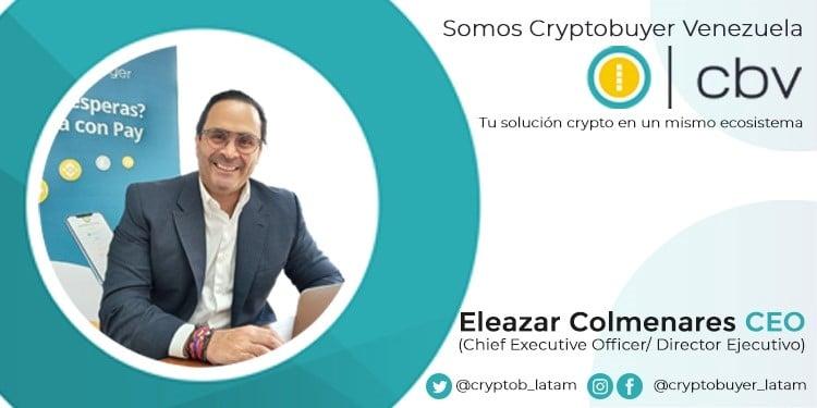 Cryptobuyer continuará sus operaciones en Venezuela con nuevos accionistas