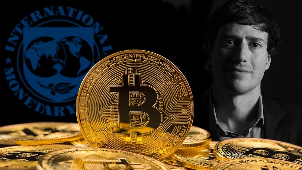 Activista de derechos humanos critica al FMI por su postura sobre bitcoin