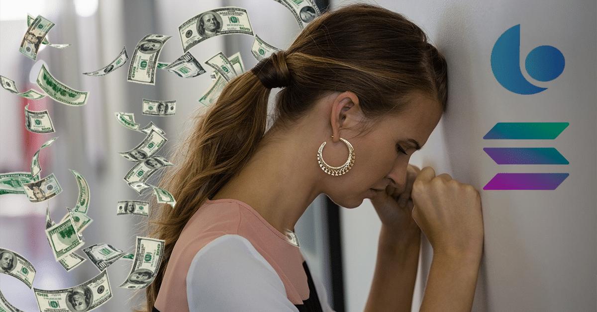 Desaparece DeFi en Solana con USD 7 millones de sus usuarios
