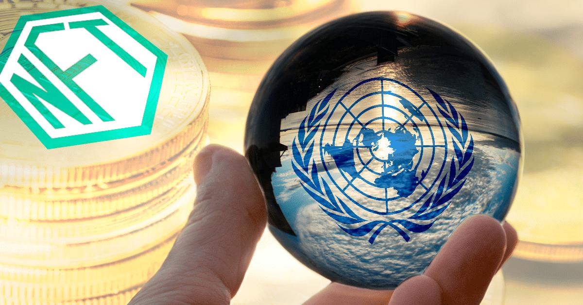 Naciones Unidas apoya NFT de artistas para crear conciencia ambiental