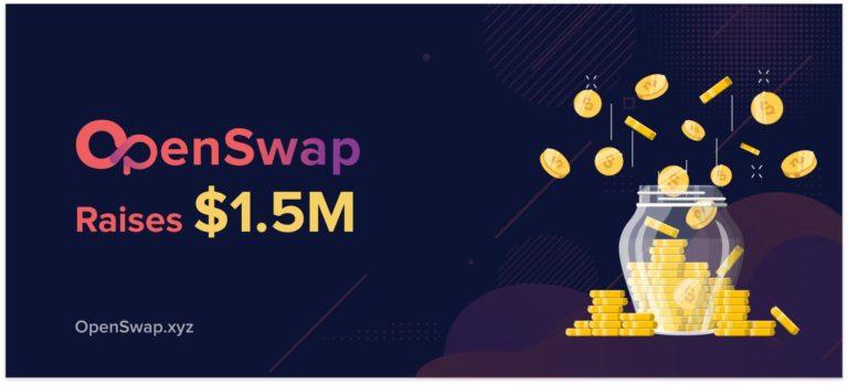 Integrated DeFi Hub OpenSwap recauda $ 1.5M en la última ronda de financiación