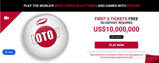 Dando forma al futuro de las loterías en línea a través de Bitcoin