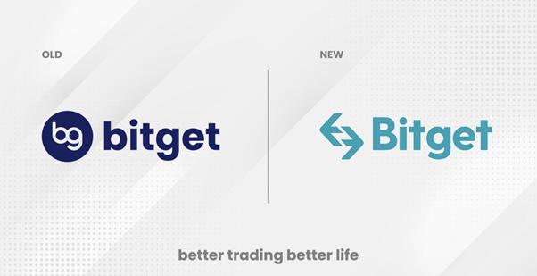 Derivatives Exchange Bitget presenta nuevo logotipo