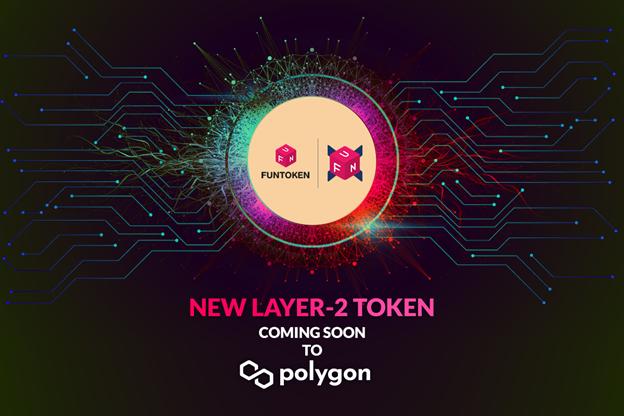 FUN Token configurado para lanzar XFUN Token en la red Polygon
