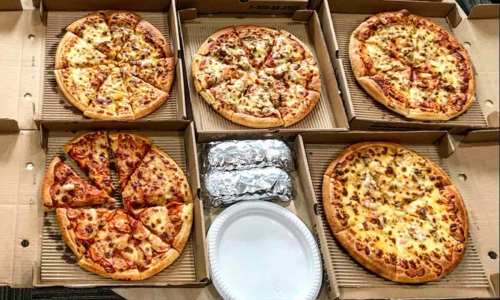 Inteligencia artificial para elegir qué pizza te apetece