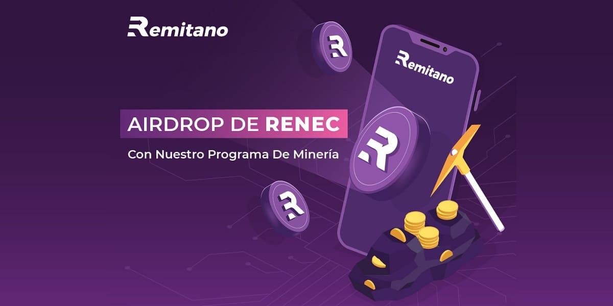 Remitano lanza RENEC como su token nativo