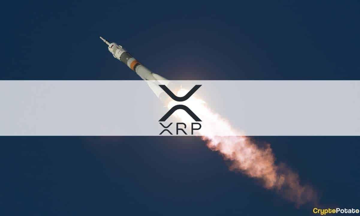 XRP Se Dispara Un 60% Mientras Bitcoin Lucha Bajo Los 46k USD