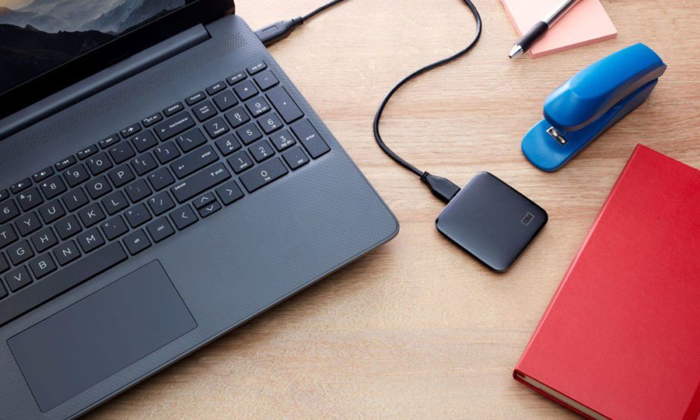WD Elements SE, un SSD externo que se lleva en un bolsillo