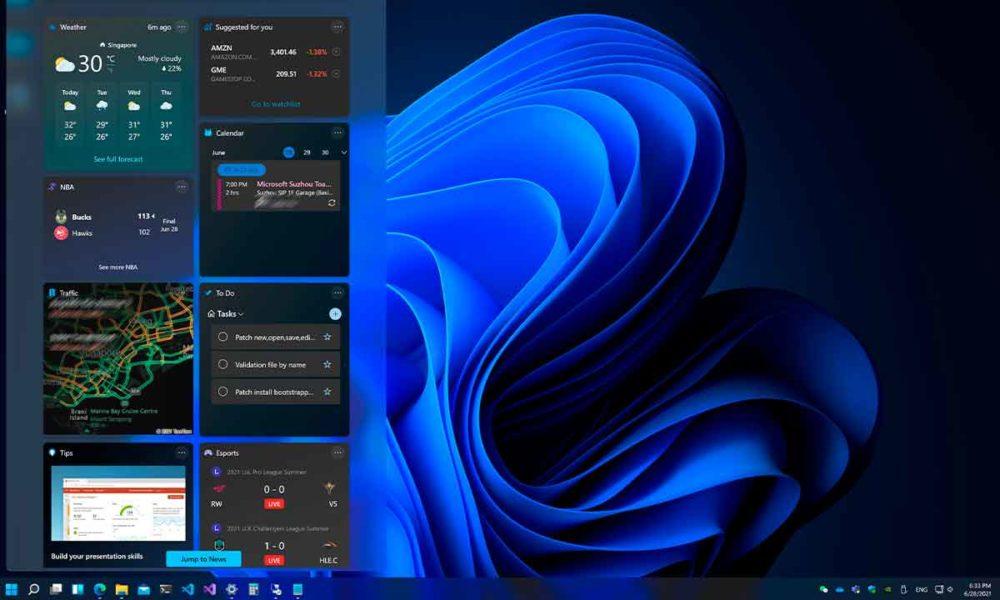 Windows 11 sonará distinto en modo oscuro