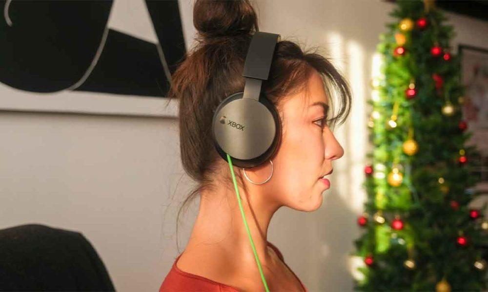 Xbox estrena auriculares estéreo cableados