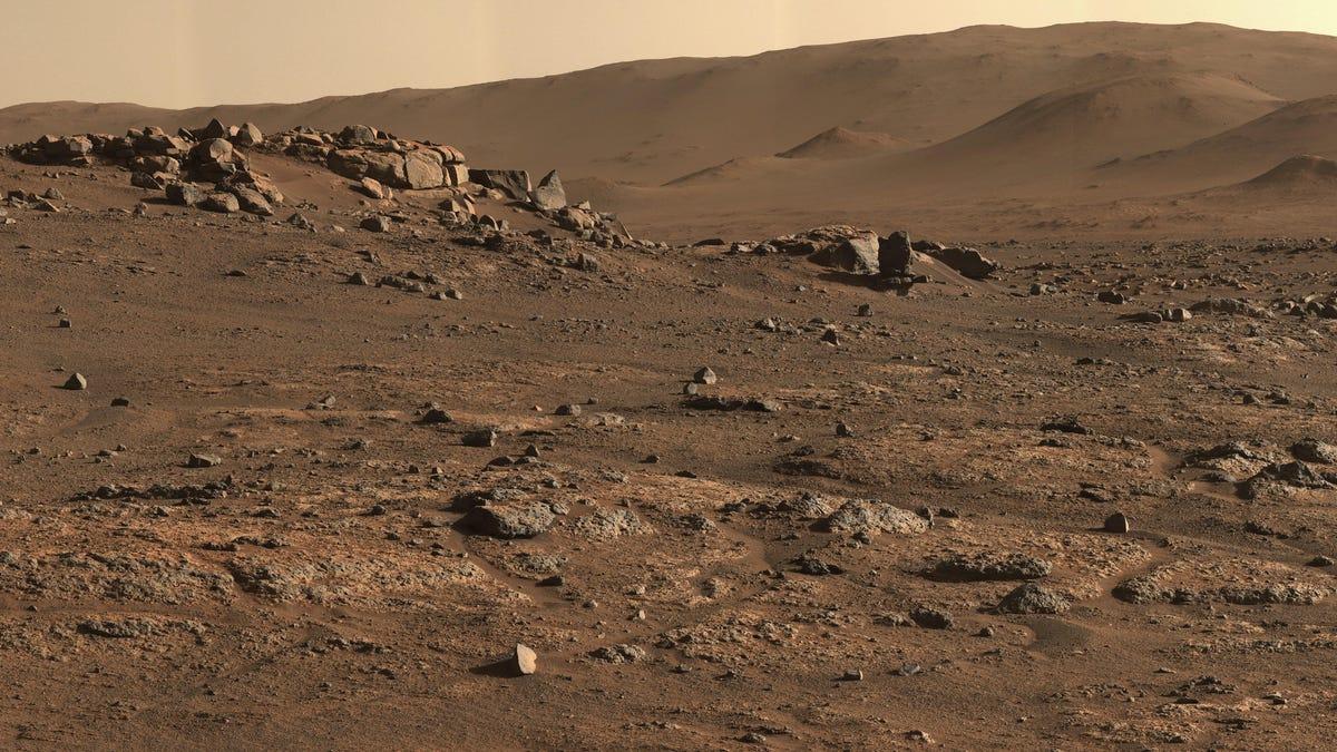 NASA detalla nuevo plan que Perseverance recolecte rocas en Marte