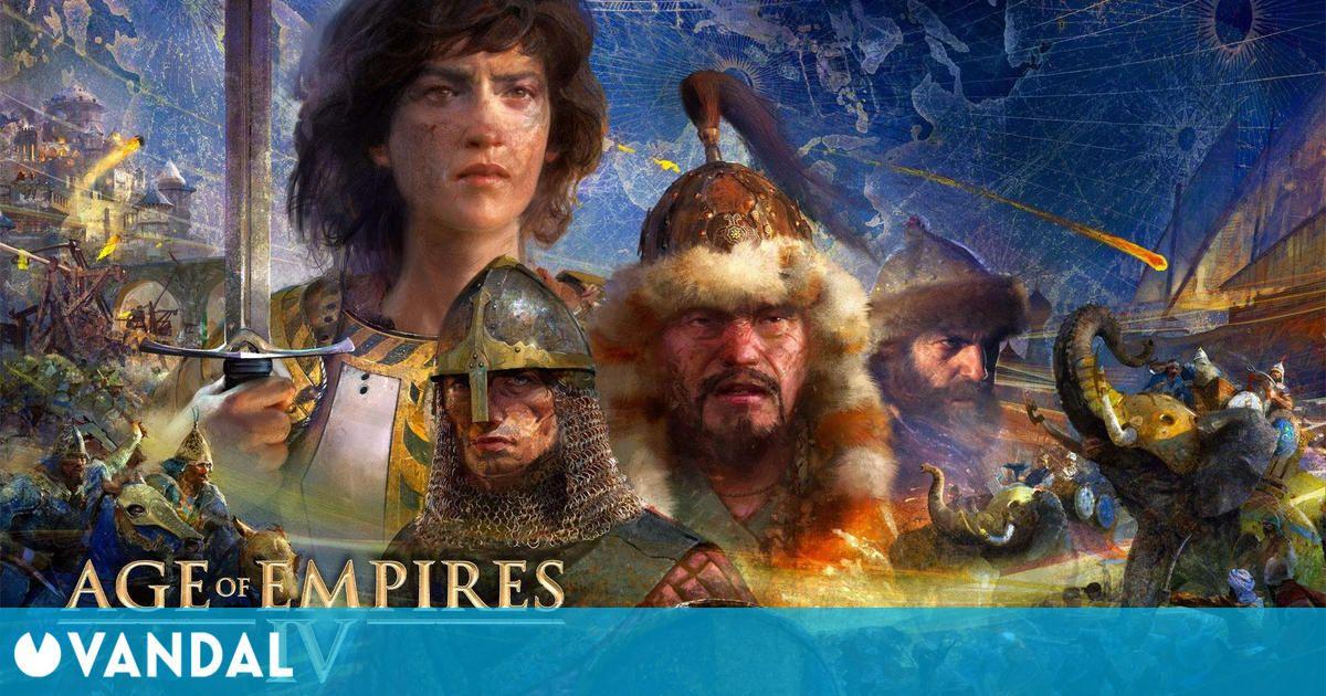 Age of Empires 4 muestra la campaña rusa y la romana en este nuevo 'gameplay'