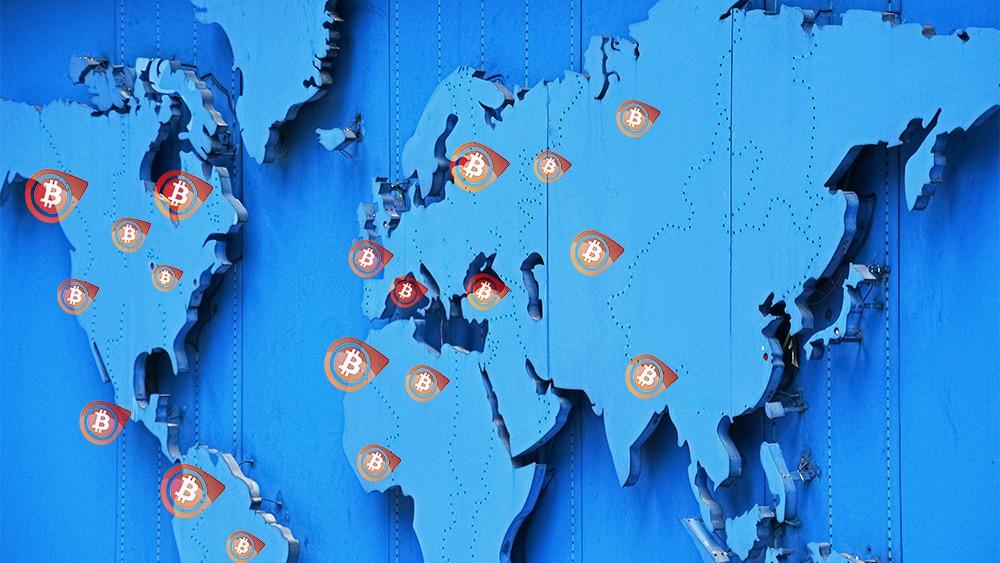 El mundo usa 9 veces más bitcoin y criptomonedas que en 2020, reporta Chainalysis