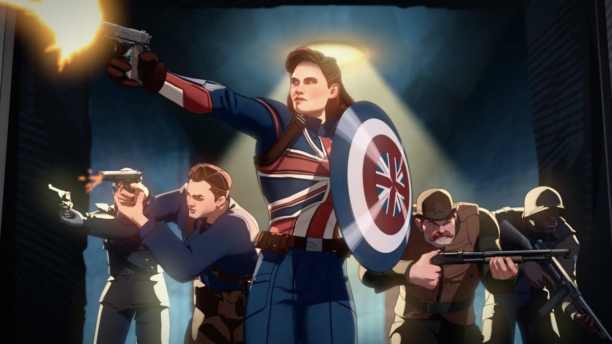Marvel trabaja en mas series animadas como What If? para Disney+