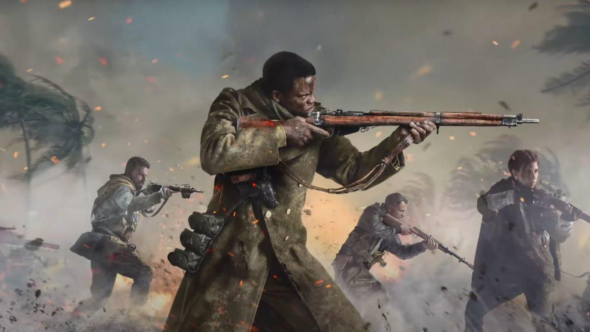 Call of Duty Vanguard ya es oficial y regresa a la Segunda guerra mundial