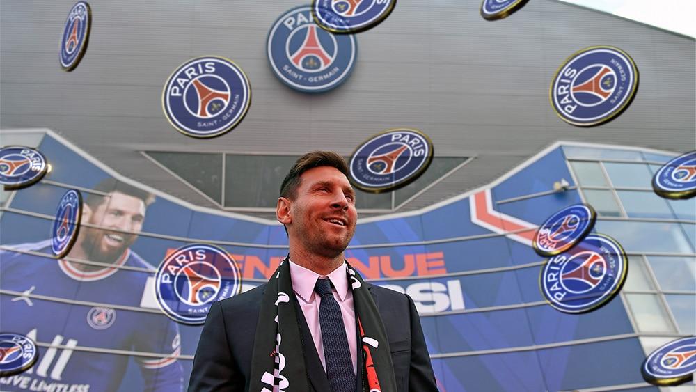 ¿Messi hodler? Su nuevo equipo le regaló criptomonedas como bienvenida