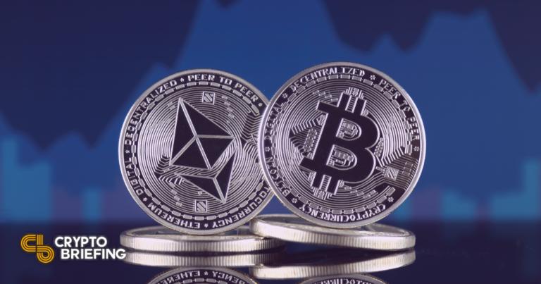 Bitcoin y Ethereum se basan en dos niveles de precios