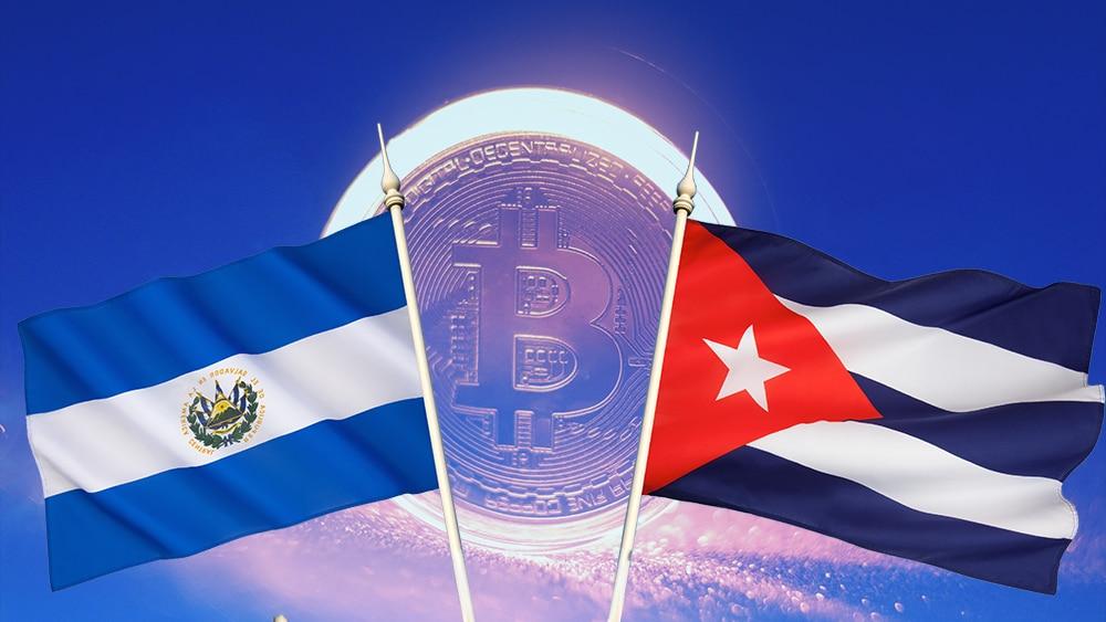 pagos con criptomonedas en Cuba y cajeros Chivo en El Salvador
