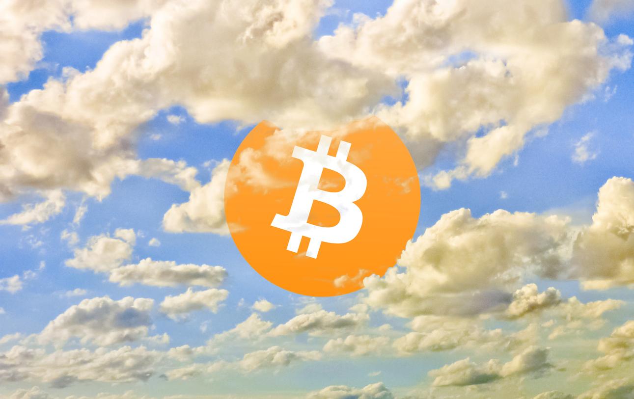 Bitcoin atascado en las nubes, pero podrían llegar días más brillantes