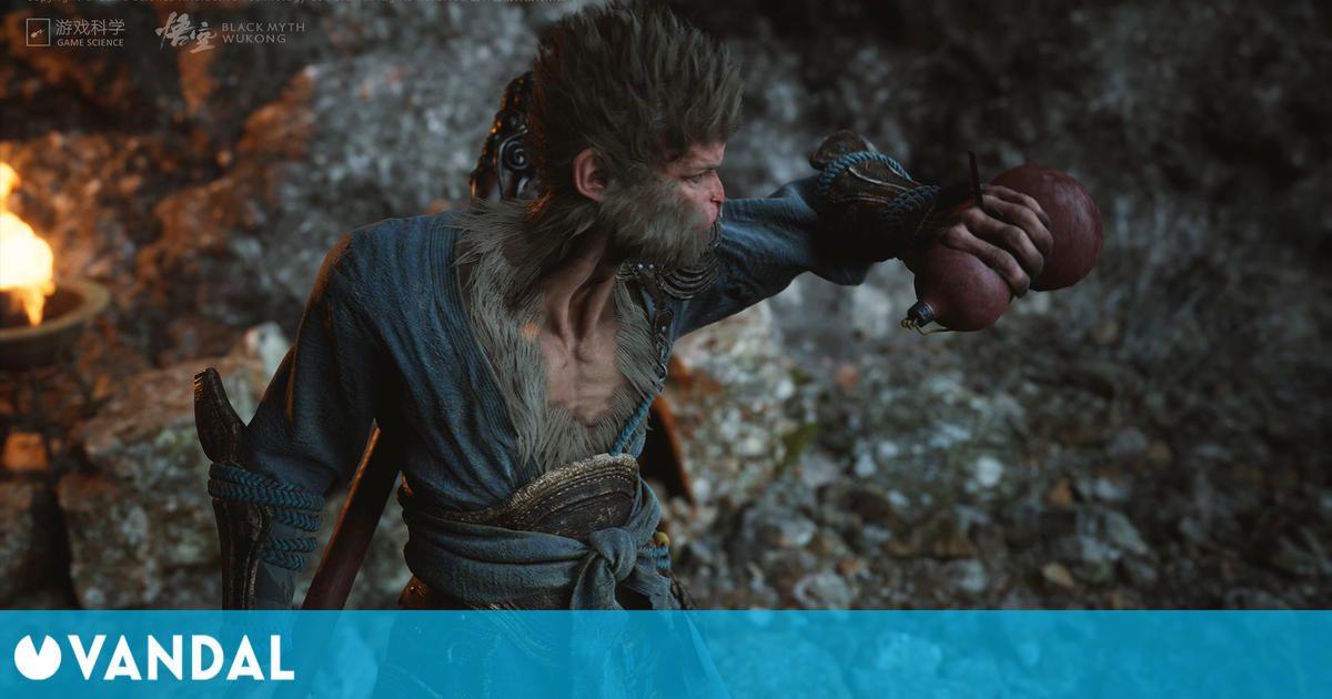 Black Myth: Wukong presume de gráficos con Unreal Engine 5 en este gameplay