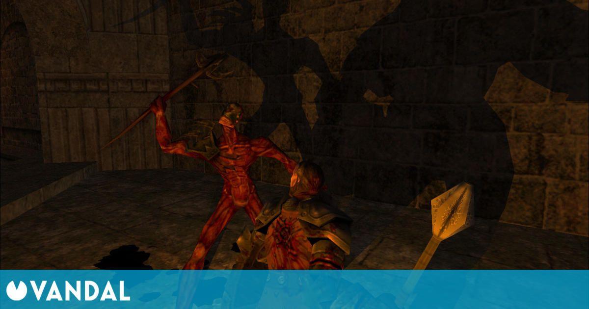 El juego de culto Blade of Darkness llegará a PC remasterizado en octubre