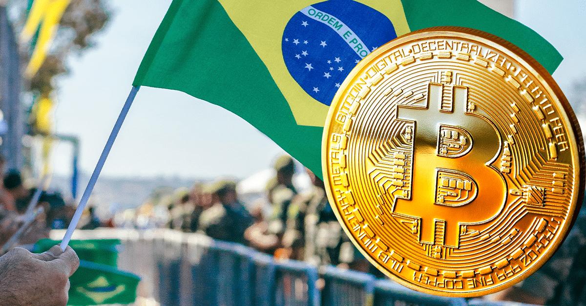 Brasil se convertiría en el hodler más grande del mundo, si avanza esta propuesta