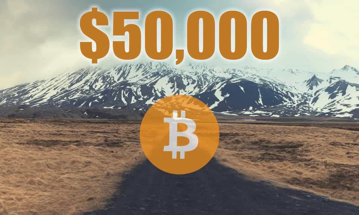 Bitcoin Revisita Los 50k USD Después De Tres Meses