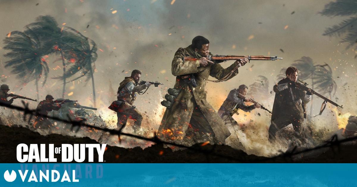Call of Duty: Vanguard llega el 5 de noviembre a PC, PlayStation y Xbox; primer tráiler