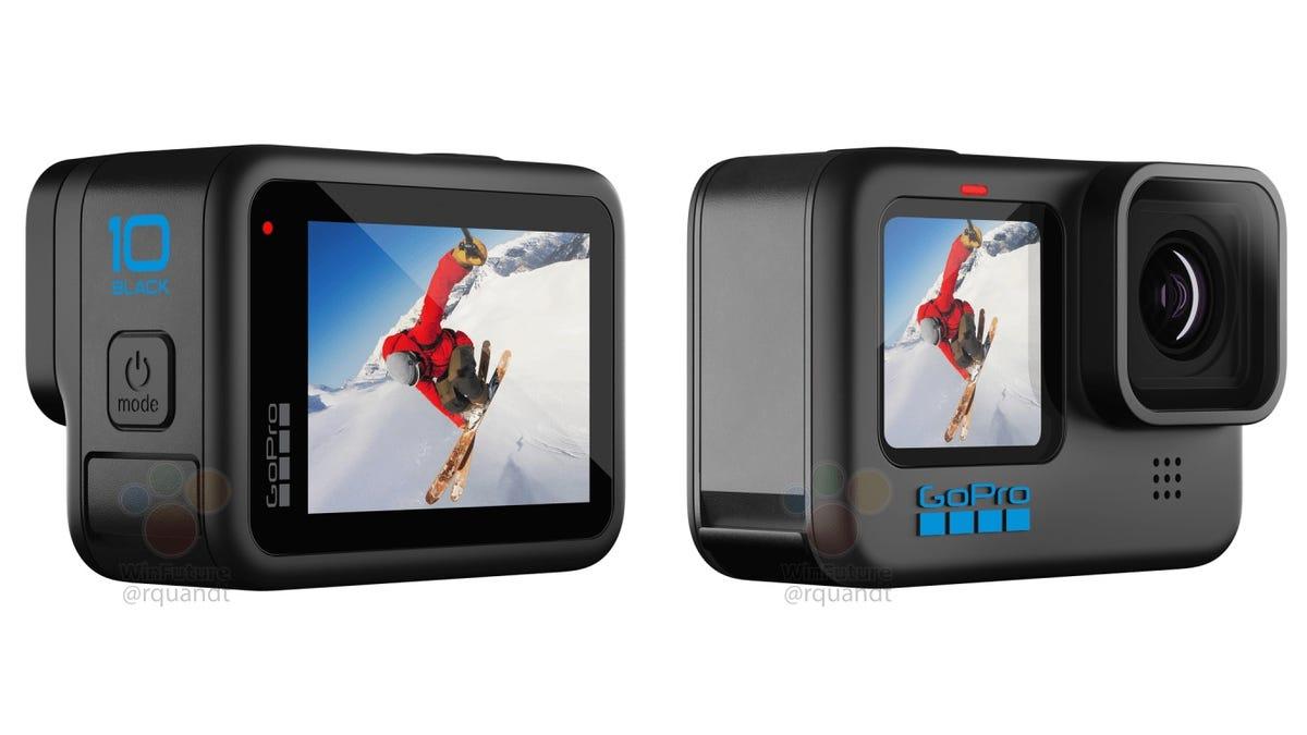 Se filtran imágenes y características de la nueva GoPro
