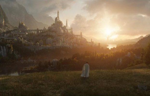 Fecha de estreno e imagen de serie de El señor de los anillos