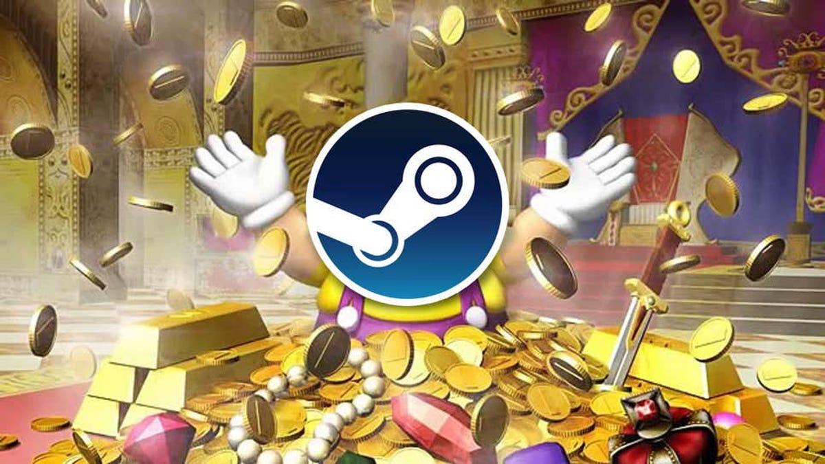 Una vulnerabilidad de Steam permitía obtener dinero gratis