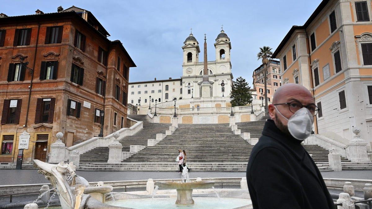 Un ataque de ransomware paraliza la vacunación en Italia
