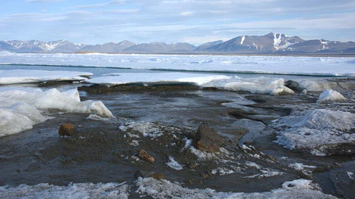Descubren una nueva isla más septentrional sobre Groenlandia