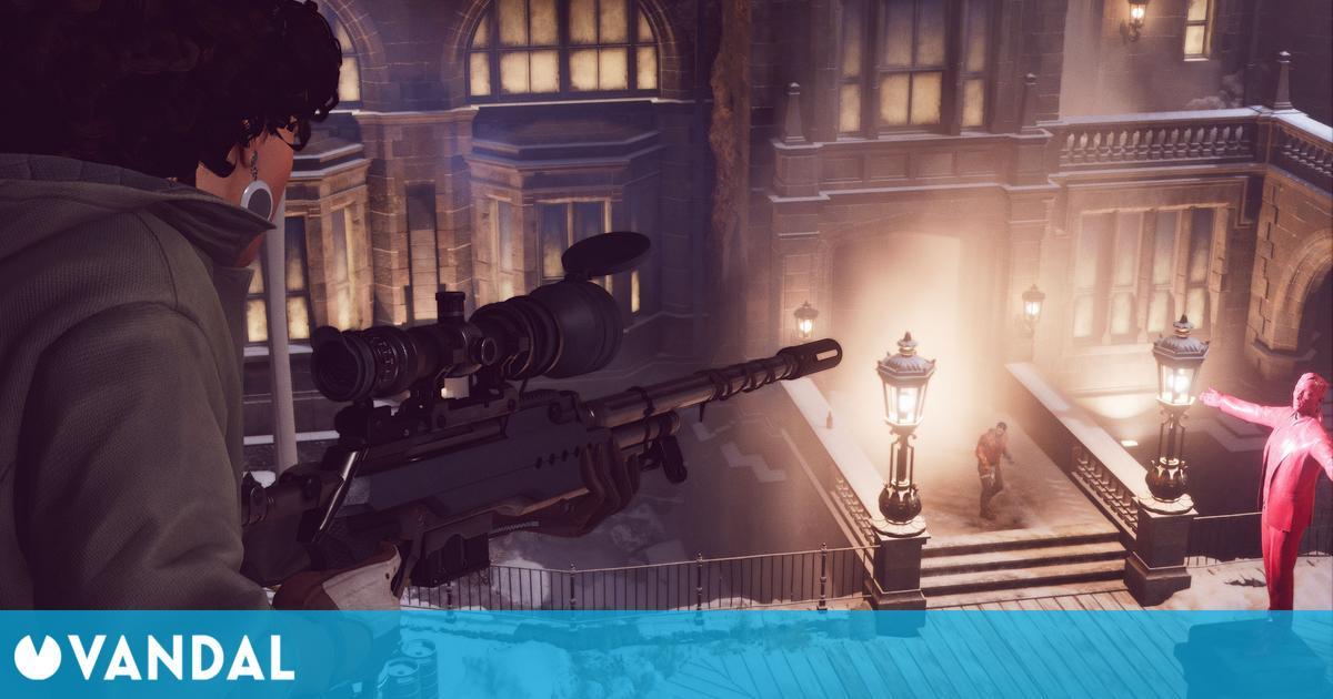 Deathloop explica cómo funciona el multijugador en un gameplay de 25 minutos
