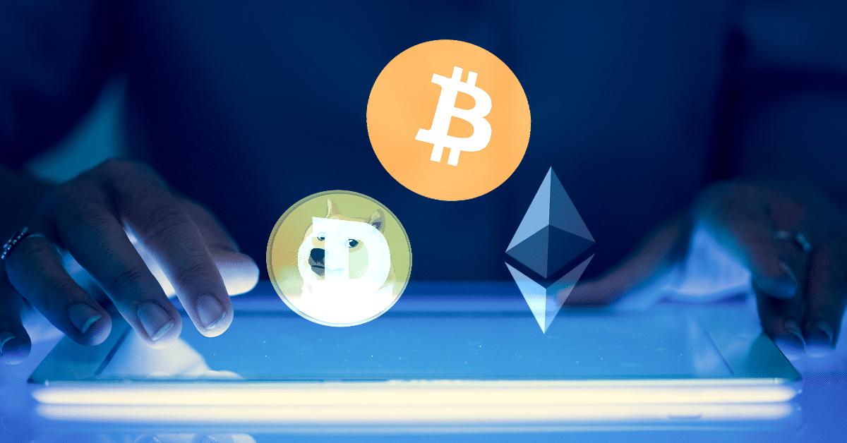 Ahora puedes usar tu dominio punto com para recibir y enviar bitcoin, ethers y dogecoin
