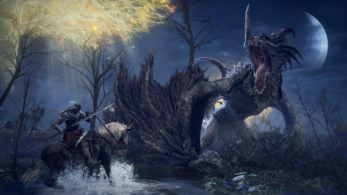 Imágenes y detalles de Elden Ring, nuevo de creadores de Dark Souls