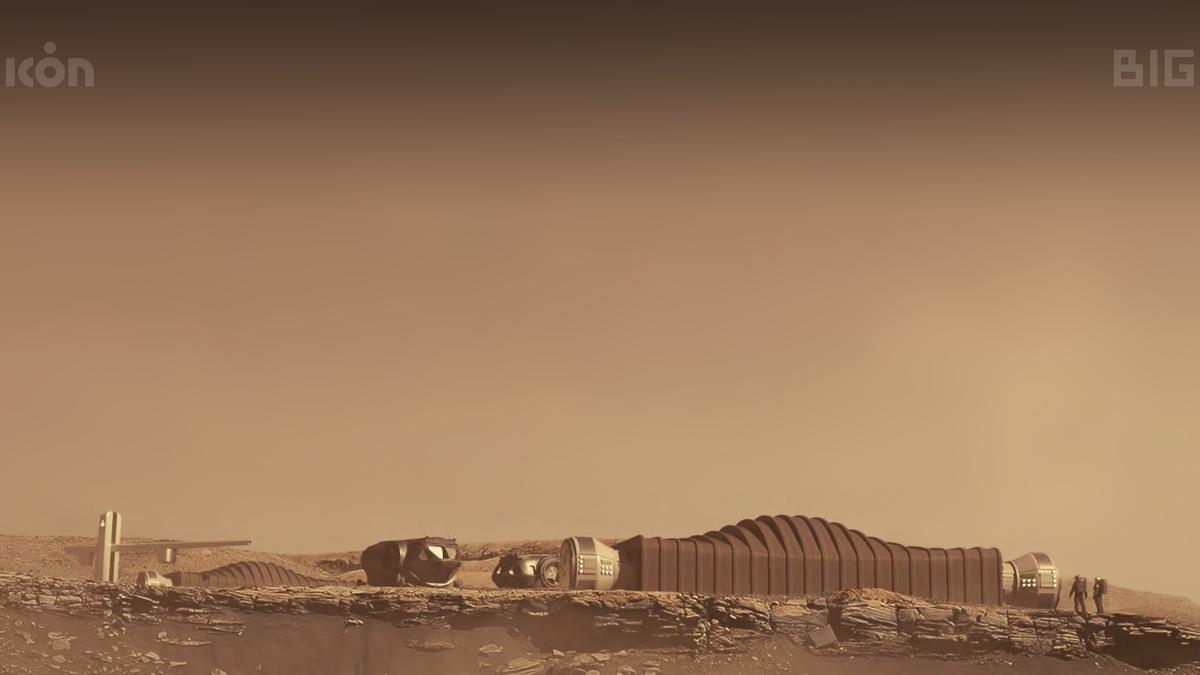 Esto es necesario para participar en la misión a Marte simulada