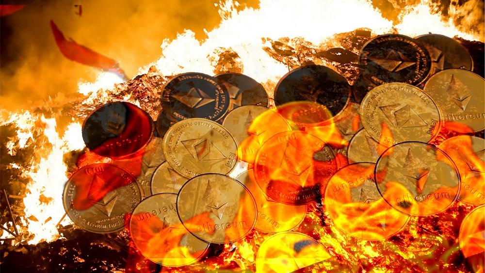 5.000 ETH se quemaron en el primer día de la EIP-1559 en Ethereum