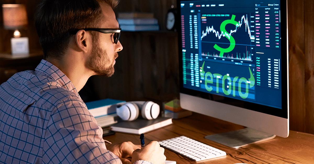 eToro tuvo 23 veces más ganancias con criptomonedas que el año pasado