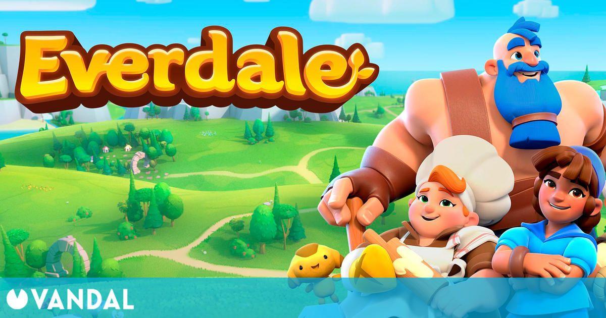 Supercell estrenó Everdale en móviles con una empresa ficticia