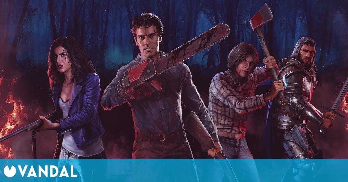 Evil Dead: The Game se retrasa a 2022 para pulir contenido y añadir modo en solitario