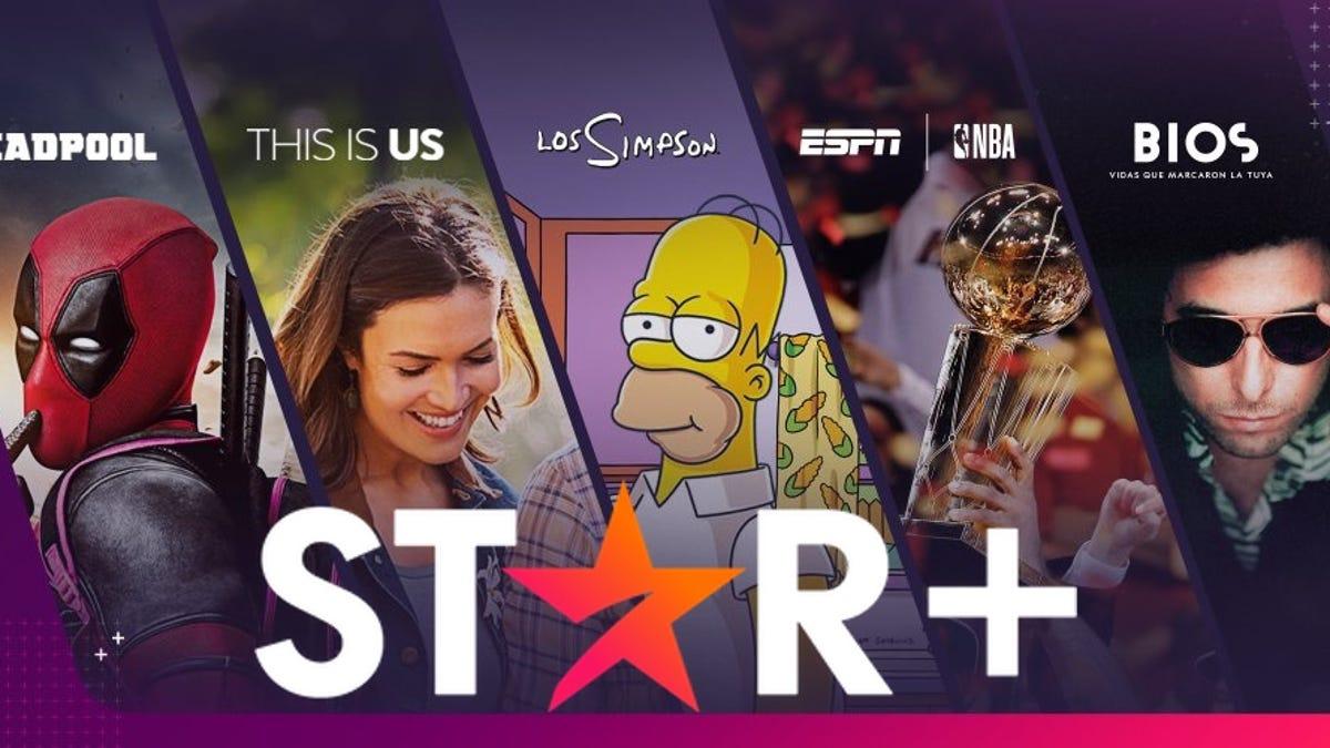 Estos son los precios de Star Plus para Latinoamérica