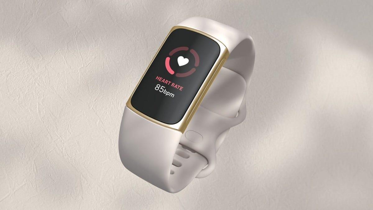 Nueva Fitbit Charge 5 puede monitorear el estrés y salud cardíaca